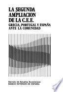 La Segunda ampliación de la C.E.E.: Integración de socios desiguales