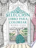 La selección. Libro para colorear