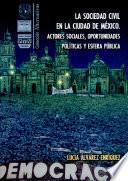 La sociedad civil en la Ciudad de México