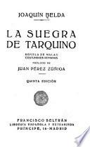 La suegra de Tarquino, novela de malas costumbres romanas