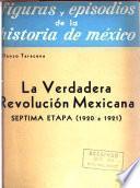 La verdadera revolución mexicana