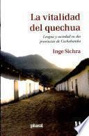 La vitalidad del quechua