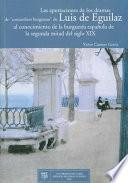 Las aportaciones de los dramas de costumbres burguesas de Luis de Eguilaz al conocimiento de la burguesía española de la segunda mitad del siglo XIX