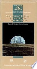Las ciencias de la tierra