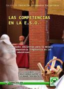 Las competencias en la E.S.O.