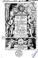 Las obras en verso de Don Francisco de Borja, principe de Esquilache,...