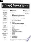 Latino(a) Research Review