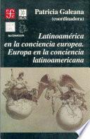 Latinoamérica en la conciencia europea