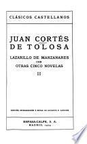 Lazarillo de Manzanares con otras cinco novelas