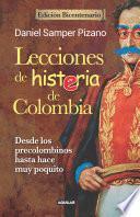 Lecciones de histeria de Colombia (Edición Bicentenario)