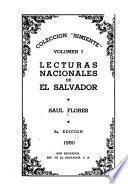 Lecturas nacionales de El Salvador