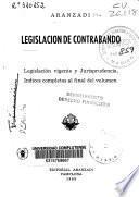 Legislación de contrabando