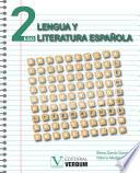 Lengua y Literatura española. 2do de ESO