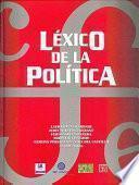 Léxico de la política