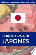 Libro de frases en japonés