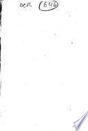 Libro de la oracion en que se ponen consideraciones sobre los Euangelios de todos los Domingos del año y algunas fiestas principales