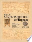 Libro de Matrimonios de Reynosa 1790-1811