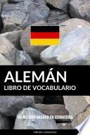 Libro de Vocabulario Alemán