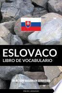 Libro de Vocabulario Eslovaco