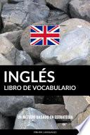 Libro de Vocabulario Inglés