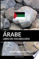 Libro de Vocabulario rabe