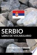 Libro de Vocabulario Serbio
