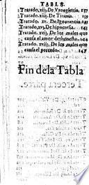 Libro primero(-segundo) de los cien Tratados, ... de notables sentencias, assi morales como naturales ... En tercetos Castellanos