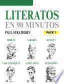 Literatos en 90 minutos (Pack 1)