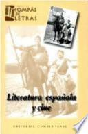 Literatura española y cine