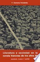 Literatura y sociedad en la novela francesa de los años 30
