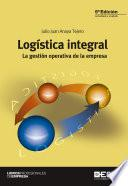 Logística integral. La gestión operativa de la empresa