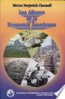 Los albores de la economía americana