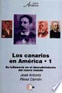 Los canarios en América