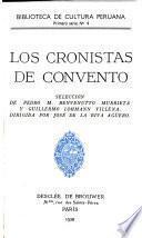 Los Cronistas de convento