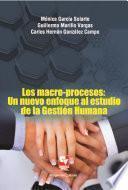 Los macro-procesos