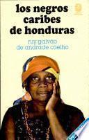Los negros caribes de Honduras