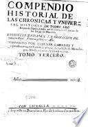 Los Quarenta libros del compendio historial de las chronicas y universal historia de todos los reynos de España,3