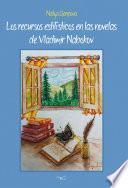 Los recursos estilísticos en las novelas de Vladimir Nabokov