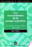 Los terratenientes de la pampa argentina