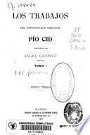 Los trabajos del infatigable creador Pio Cid
