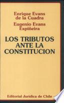 Los tributos ante la Constitución