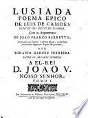 Lusiada Poema Epico