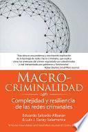 Macro-Criminalidad