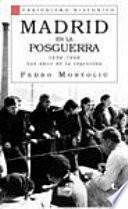 Madrid en la Posguerra