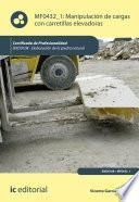 Manipulación de cargas con carretillas elevadoras. IEXD0108