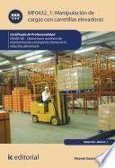 Manipulación de cargas con carretillas elevadoras. INAQ0108