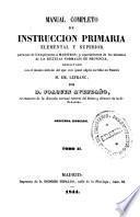 Manual completo de instruccion primaria elemental y superior