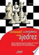 Manual completo del ajedrez