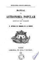 Manual De Astronomia Popular