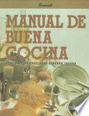 Manual De Buena Cocina